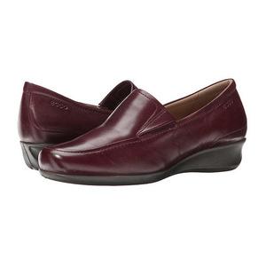 爱步(ECCO) 女士休闲鞋 #Bordeaux