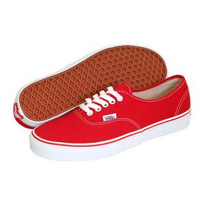 万斯(Vans) 女士休闲鞋 #Red