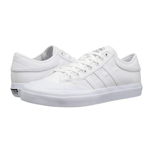 Adidas Skateboarding 阿迪达斯 SkateboardingMatchcourt ADV #WhiteWhiteWhite #White/White/White