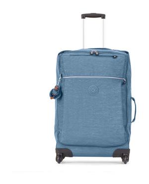凯浦林(Kipling) Darcey 中号 Wheeled Luggage #蓝色小鸟 #Blue Bird