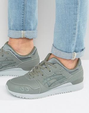 亚瑟士(Asics) 男士休闲鞋 #Green