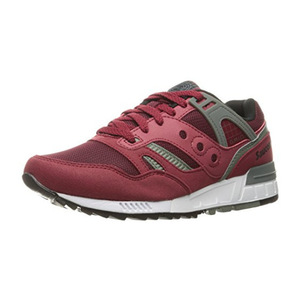 索康尼(Saucony) Originals Mens Grid SD Fashion 板鞋 #红色 #Red