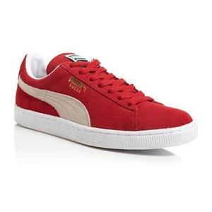 彪马(PUMA) 休闲鞋 #High Risk Red/White