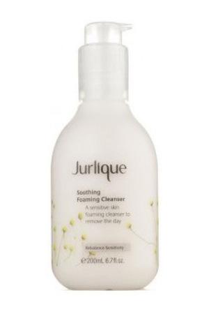 茱莉蔻(Jurlique) 【非常温和的一款洁面产品 适合敏感或者换季敏感型肌肤】 舒缓泡沫洁面