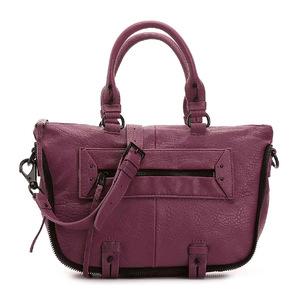 She + Lo Rise Above 迷你真皮挎包 #紫色 #Purple