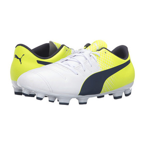 彪马(PUMA) 男士运动鞋 #Puma White/Peacoat/Safety Yellow