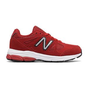 新百伦(New Balance) New Balance 888 #红色 + 白色 #Red with White