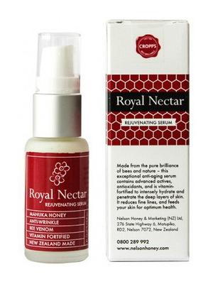 Royal Nectar 【刺激胶原蛋白再生 补水+保湿+抗皱】皇家蜂毒精华/再生液 15ml