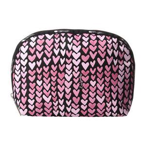 力士保 旅行收纳包 #Painted Hearts Pink
