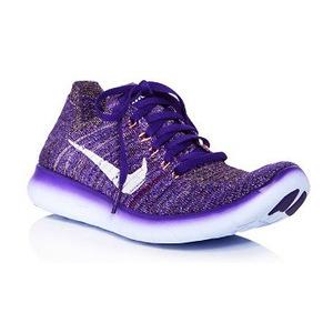 耐克 女士休闲鞋 #Purple/White