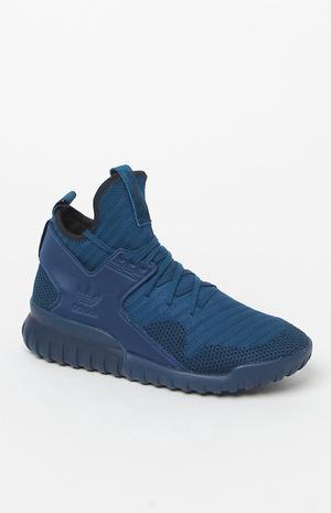 阿迪达斯(Adidas) 高帮鞋 #BLUE