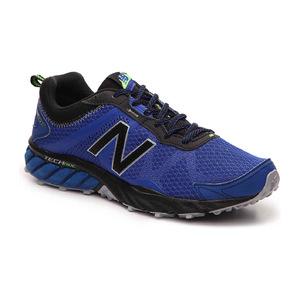 新百伦(New Balance) 610 v5 Lightweight Trail 跑鞋  Mens #BlueBlack #Blue/Black
