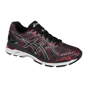 亚瑟士(Asics) 跑鞋 #Vermillion/Black/Silver