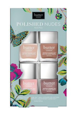 伦敦黄油(butter LONDON) 美甲套装 #Polished Nudes