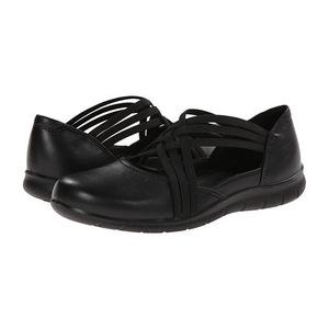爱步(ECCO) 女士穆勒鞋 #Black