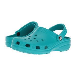 卡洛驰(Crocs) Classic Clog #蓝绿色 1 #Turquoise 1