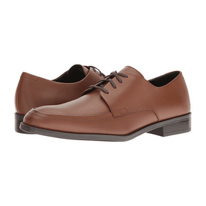 卡尔文·克雷恩 男士皮鞋 #Tan