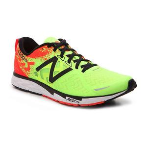 新百伦(New Balance) 1500 Performance 跑鞋  Mens #Neon GreenOrangeBlack #Neon Green/Orange/Black