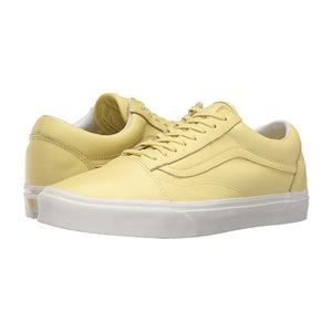 万斯(Vans) Old Skool #Pastel Pack 黄色 CreamBlanc de Blanc #(Pastel Pack) Yellow Cream/Blanc de Blanc