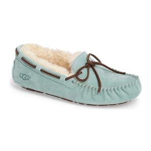 UGG® UGGDakota 拖鞋女士 #Agave 麂皮 #Agave Suede