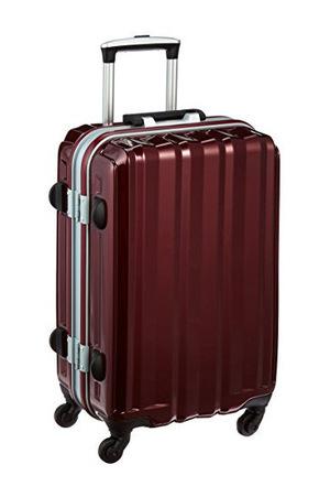 旅行箱 #ワインレッド