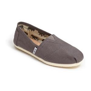 汤姆斯(TOMS) 女士经典渔夫鞋 #Ash