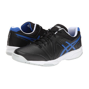 亚瑟士(Asics) 男士运动鞋 #Black/Jet Blue