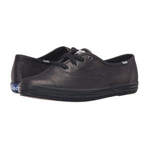 科迪斯 女士帆布鞋 #Black/Black