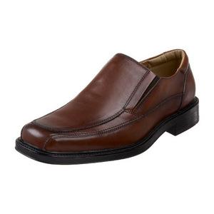 道格斯(Dockers) 男式Proposal棕褐色无鞋带皮鞋 #Tan