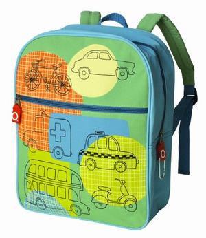 Sugarbooger 旅行图案儿童双肩背包 #Road Trip