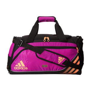阿迪达斯 女士行李包 #Flash Pink/Flash Orange