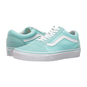 万斯(Vans) 男士板鞋 #Aruba Blue/True White