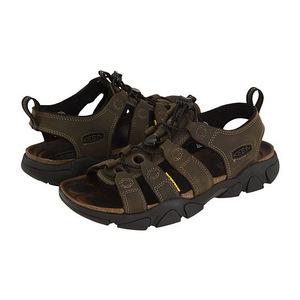 科恩 男士凉鞋 #Black Olive