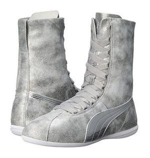 彪马 女士休闲鞋 #Silver
