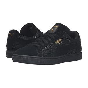 彪马(PUMA) 男士运动鞋 #PUMA Black