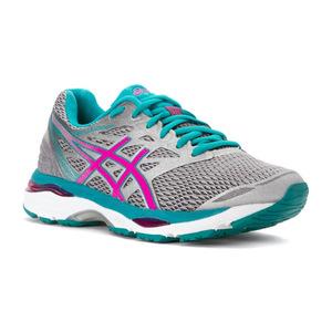 亚瑟士(Asics) 跑步鞋 #Silver/Pink Glow/Lapis