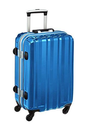 旅行箱 #ブルー