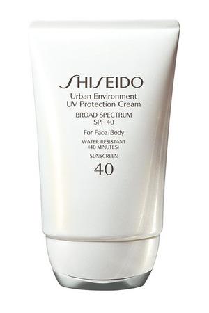 资生堂(SHISEIDO) Urban Environment UV Protection 奶油色 SPF 40