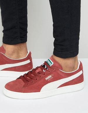 彪马(PUMA) 男士休闲鞋 #Red