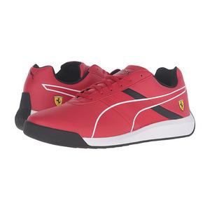 彪马(PUMA) 男士运动鞋 #Rosso Corsa/Rosso Corsa/Puma Black