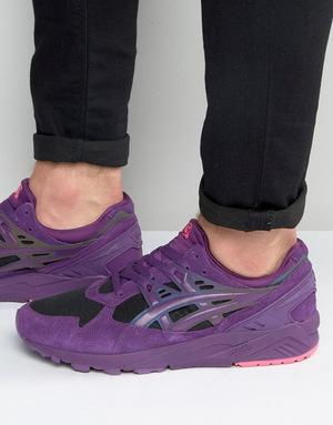 亚瑟士(Asics) 男士人字拖 #Purple