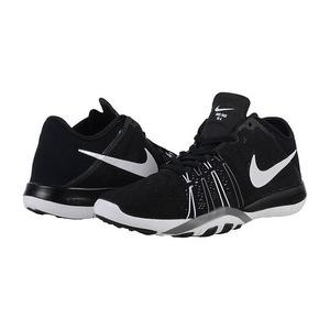 耐克 女士休闲鞋 #Black/Cool Grey/White