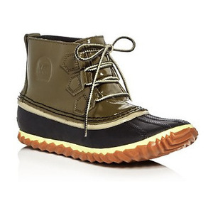 冰熊(Sorel) 雨鞋 #Nori Green