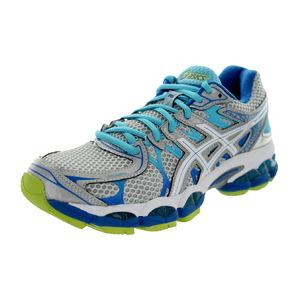亚瑟士 跑步鞋 #Lightning/White/Turquoise