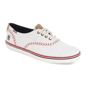 Keds® 女士帆布鞋 #Yankees