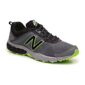新百伦(New Balance) 610 v5 Lightweight Trail 跑鞋  Mens #GreyGreen #Grey/Green