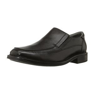 道格斯(Dockers) 男式Proposal黑色无鞋带皮鞋 #Black