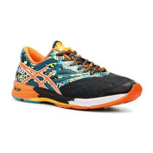 亚瑟士(Asics) 男士轻便鞋 #Black/Orange