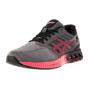 亚瑟士 跑步鞋 #Titanium/Azalea/Black