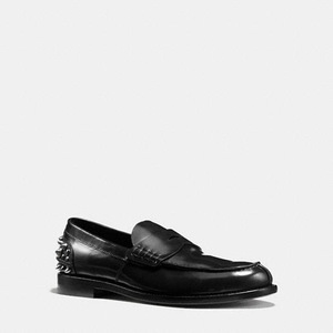 蔻驰(Coach) 男士休闲鞋 #BLACK